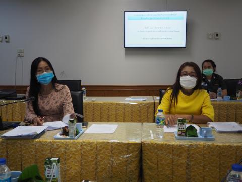 ประชุมการศึกษาและจัดเก็บรวบรวมข้อมูลด้านเด็กปฐมวัยในระดับจังหวัด