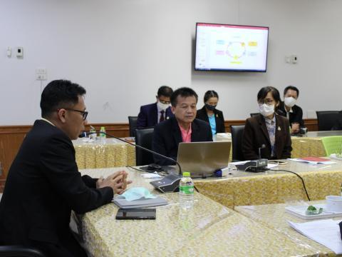 ประชุม TFE(Team For Education) และ โครการ Coaching Teams
