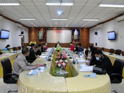 ประชุมเชิงปฏิบัติการจัดทำแผนพัฒนาการศึกษา (พ.ศ.2562-2565)