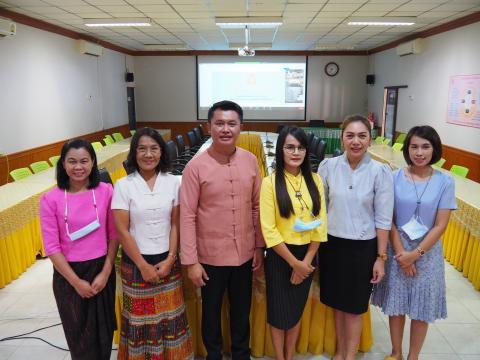 เข้าร่วมประชุมชี้แจงแนวทางการขับเคลื่อนงาน โครงการทุนการศึกษา ฯ