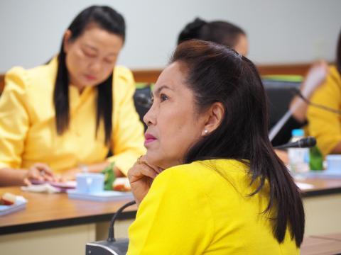 ประชุมขับเคลื่อนการเพิ่มโอกาสการเข้าถึงการศึกษาของเด็กด้อยโอกาส