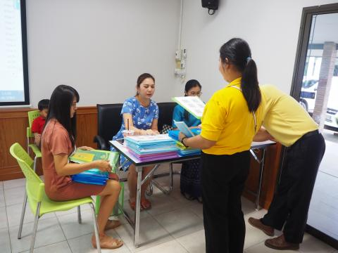 ประชุมชี้แจงแนวทางการดำเนินงานป้องกันยาเสพติดโรงเรียนเอกชน