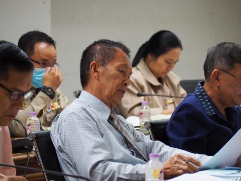 การประชุมการจัดทำแผนบริหารจัดการโรงเรียนขนาดเล็ก ระดับจังหวัด