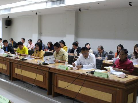 ประชุมโรงเรียนขนาดเล็กระดับจังหวัด ครั้งที่ 2/2562